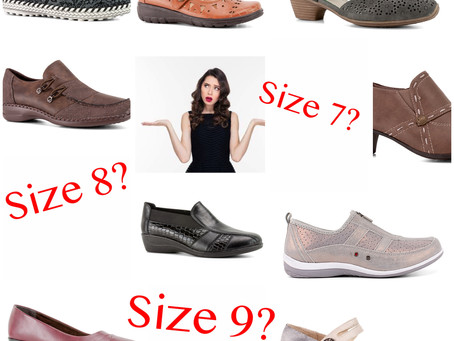 WHAT SIZE DID YOU SAY? by LORELLA