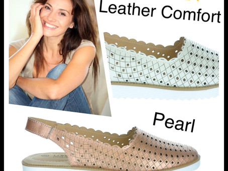 PEARL * LEATHER by LORELLA