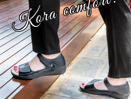 KORA for COMFORT by LORELLA