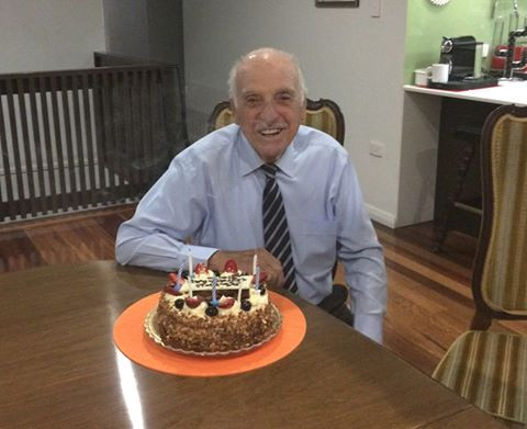 Not only are we celebration 50 years of Lorella, but the found of Lorella, George Georgiadis, is also celebrating his 87 birthday....