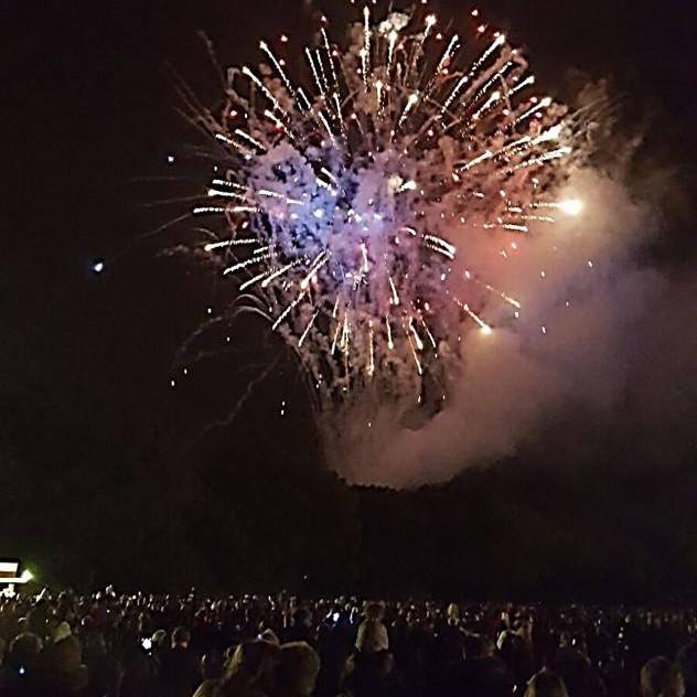 Sandhurst Fireworks