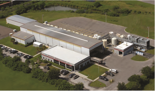 Odyssey Manufacturing Plant