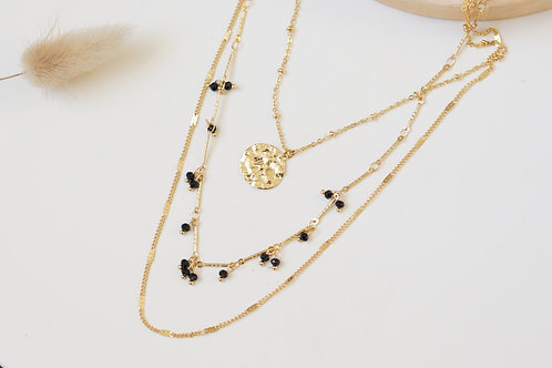 Collier multirangs Alfred