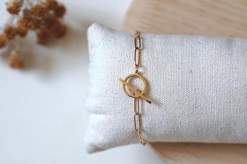 Bracelet Franck - Acier Inoxydable