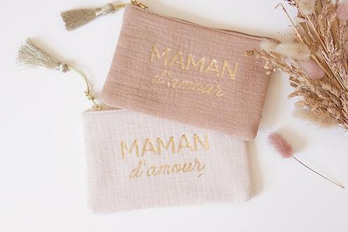 Pochette Message - Maman d'Amour
