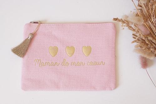 Pochette Message - Maman de mon Coeur