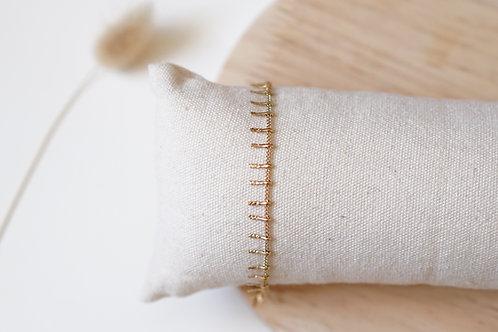 Bracelet Boris - Acier Inoxydable