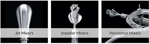 PAX Mixers