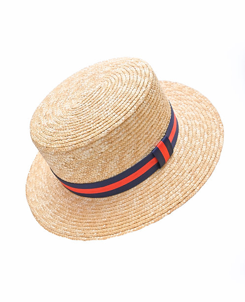 Male Boater Hat (RegularBow)