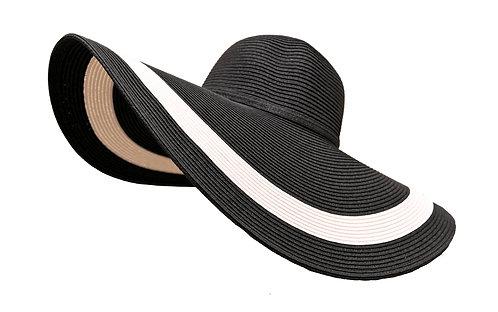 Raven Floppy Hat