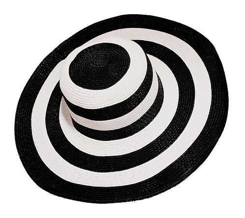 Stripes Floppy Hat