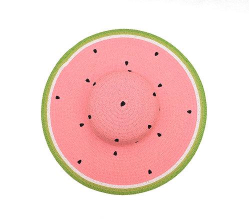 Watermelon Floppy Hat