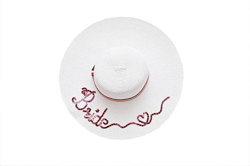 Bride Floppy Hat