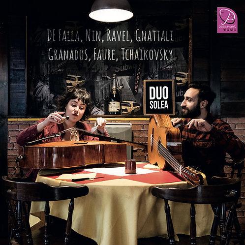 Premier CD du Duo Solea