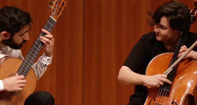 duo solea guitare violoncelle