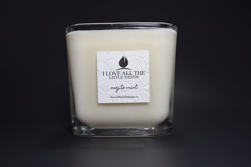 Signature I Love All The Little Things Candle  |  Mojito Mint