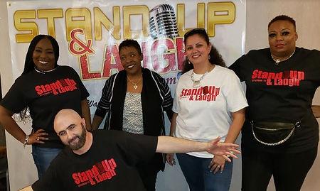 Standup and laugh Tour
