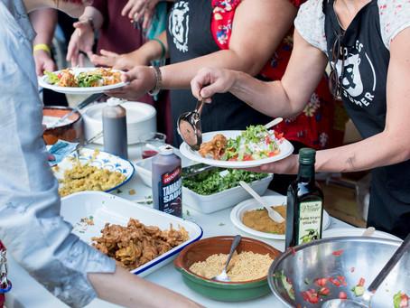 Street Food in Ledbury 14th July