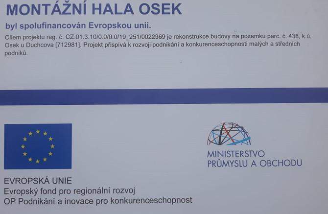Montážní Hala Osek