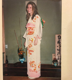 I had to try a proper Kimono in Japan 19