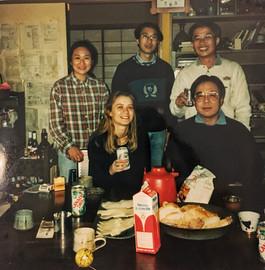Visiting Japanese potters 1996.jpeg