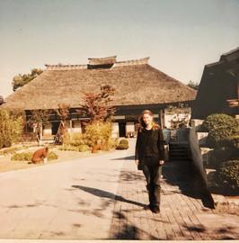 Hamada's House and Pottery, Mashiko, Jap