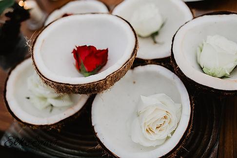 coconut decoration