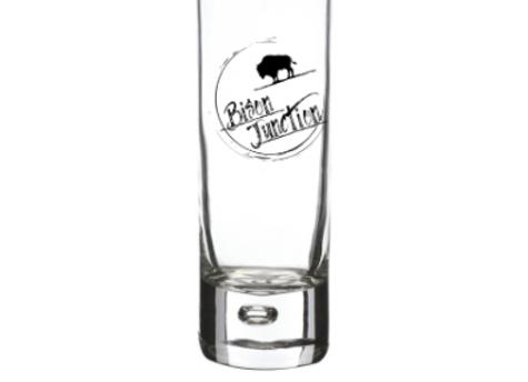 2 oz Shot Glass - Bison Junction