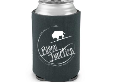 Can Koozie - Gray - Bison Junction
