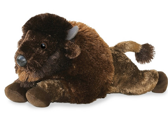 Snickers - The Stuffed Bison