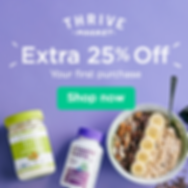 25 off First Purch Thrive Market 250 x 2