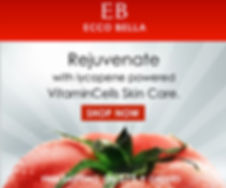 Vitamin Cells Skin Care Banner 300 x 250