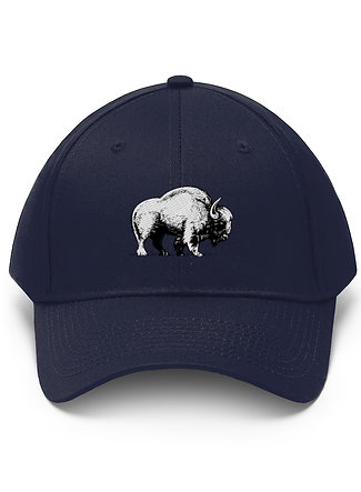Bison Ball Cap