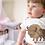 Thumbnail: I Love Bison - Baby Onesie