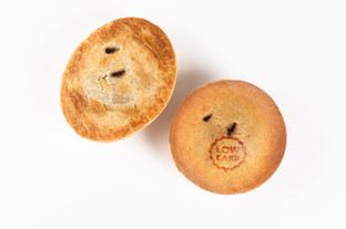 Classic Steak Pie and Low Carb Classic S