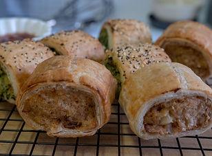 Miami Bakehouse Sausage Rolls - Platters