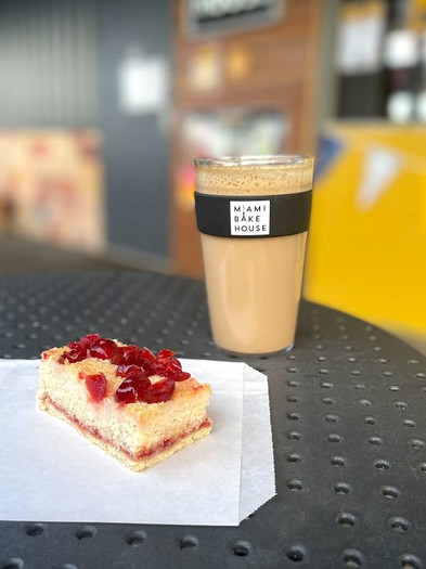 Coffee and Cake Miami Bakehouse