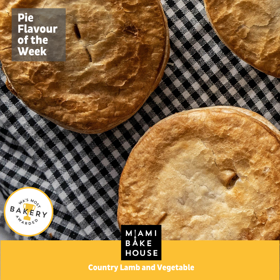 Pie of the Week