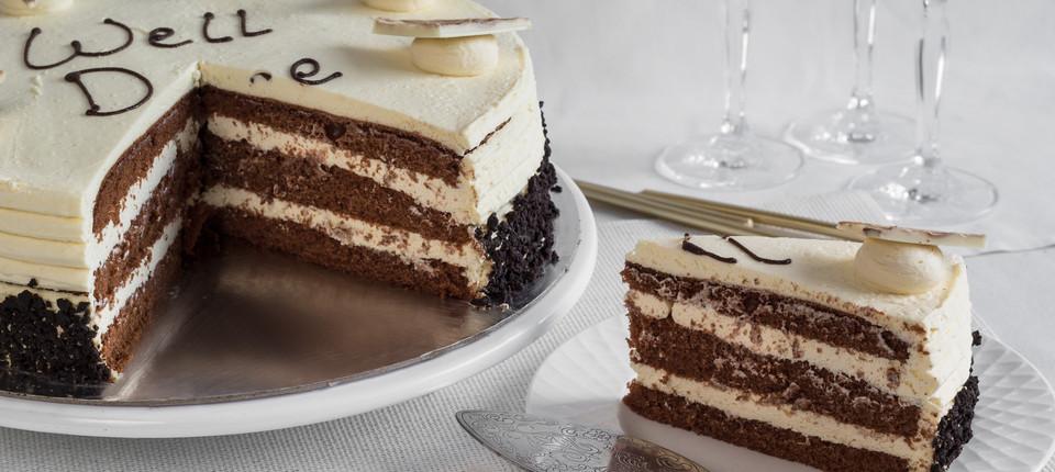 Baileys Torte Birthday and Celebration Cake