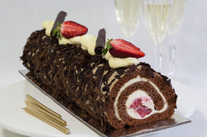 Black Forest Roulade Perth