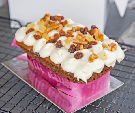 Share Carrot Cake