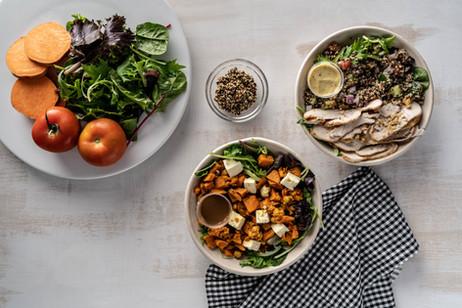 Vegan and Vegetarian Salads Miami Bakehouse