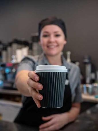 Take away coffee Mandurah Falcon Pinjarra