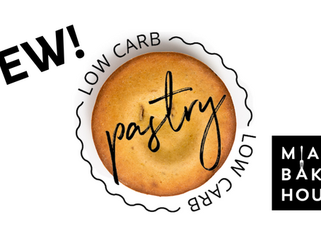 Low Carb Pastry Launch