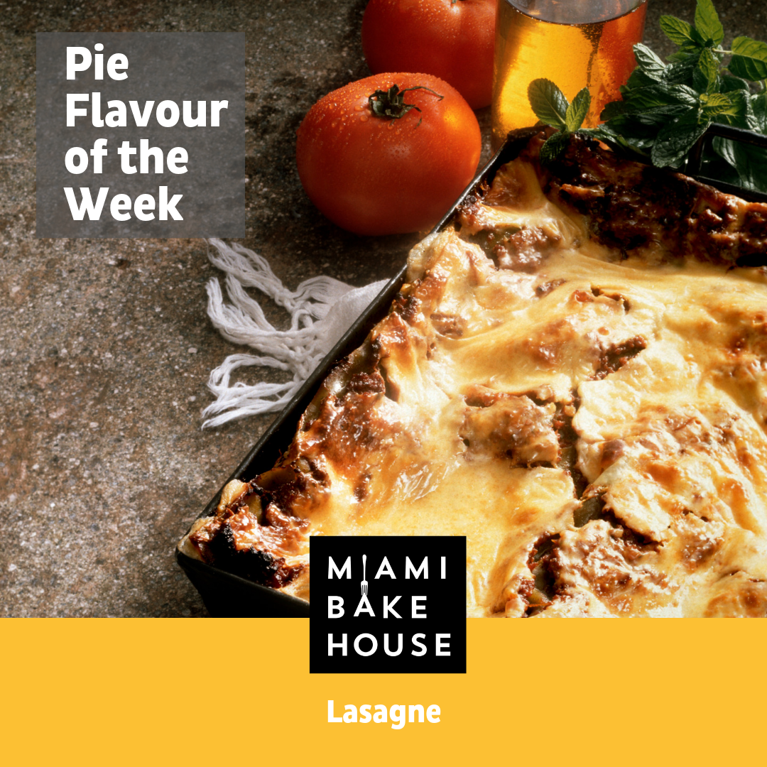 Lasagne Pie Recipe