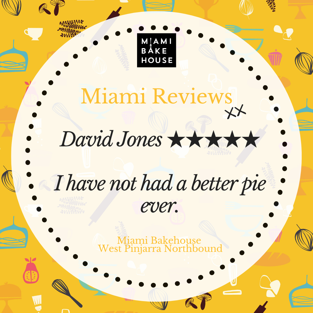 Best Pies Review Miami Bakehouse