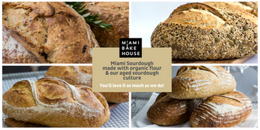 Speciality Sourdough Bread