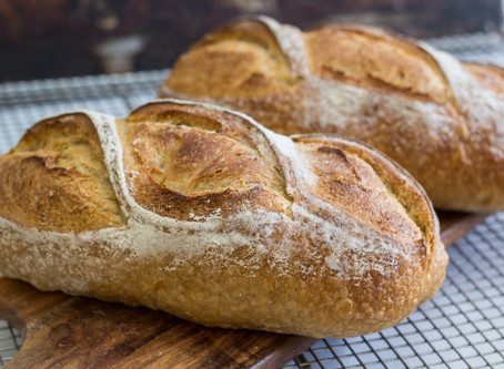 Sourdough Bread: Good For Your Tastebuds, Good For You
