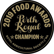 Royal Show Baking Awards