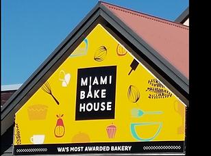 Miami Bakehouse Falcon